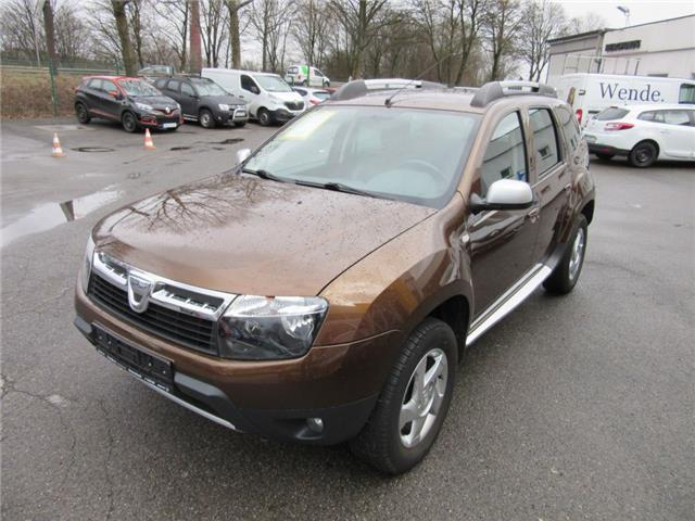 DACIA DUSTER (11/2011) - brown metallic - lieu: