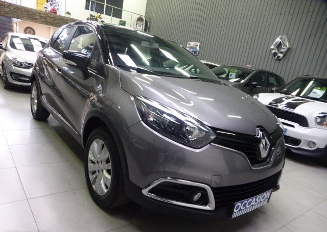 RENAULT CAPTURE 1.5 DCI 90 STOPSTART ENERGY BUSINESS ECO EURO6 2016