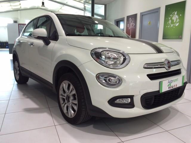 Left hand drive FIAT 500X Pop Star 1.6 E-Torq 110cv 4x2