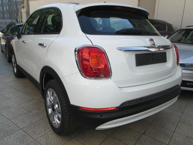 Left hand drive FIAT 500X 1.3 MultiJet 95 CV Pop Star