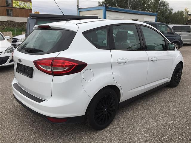 FORD C MAX (02/2016) - white - lieu: