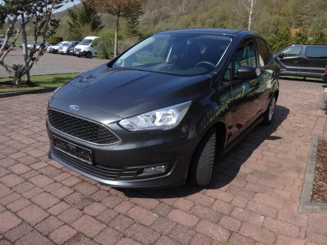 Lhd FORD C MAX (04/2016) - grey - lieu: