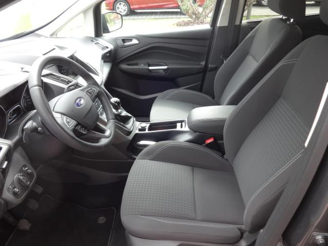 FORD C MAX (04/2016) - grey - lieu: