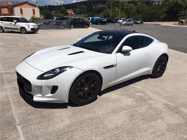 JAGUAR F-TYPE 3.0 V6 aut. Coupé
