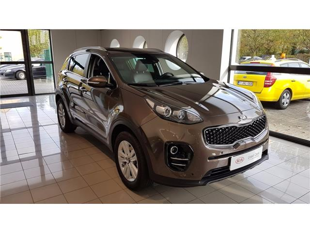 KIA SPORTAGE (01/2017) - brown