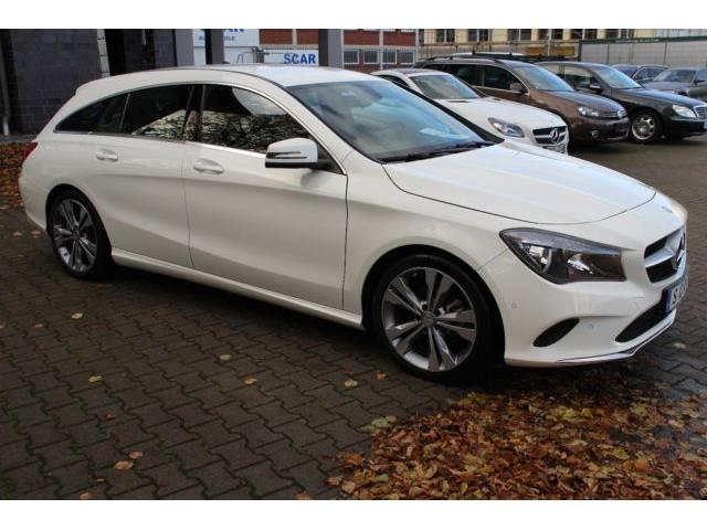 Left hand drive MERCEDES CLA CLASS  200 Shooting Brake