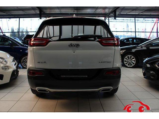 Lhd JEEP CHEROKEE (03/2017) - white