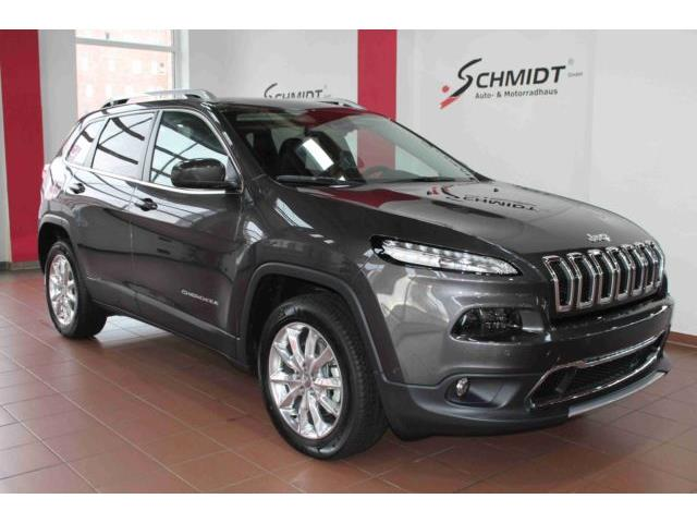 Left hand drive JEEP CHEROKEE 2.2l AT MultiJet