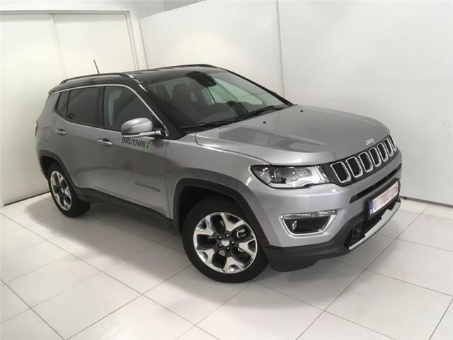 Left hand drive JEEP COMPASS Limited 140