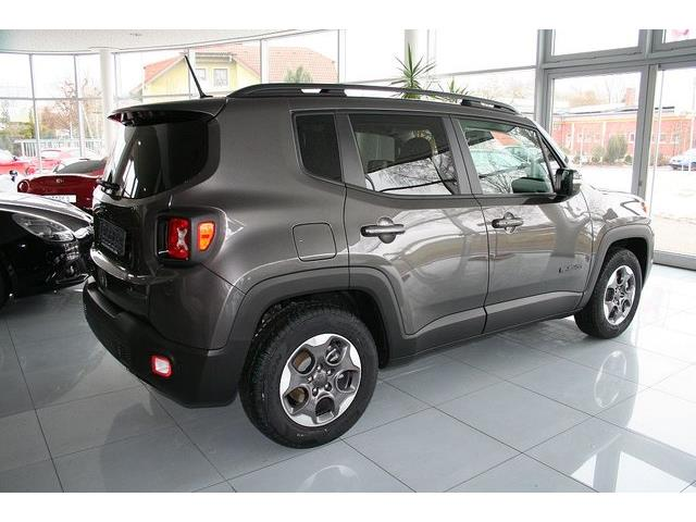 Left hand drive JEEP RENEGADE  1,6 MultiJet