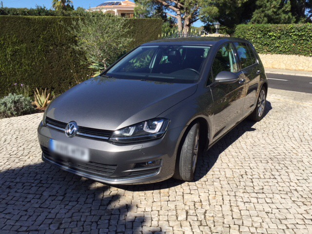 VOLKSWAGEN GOLF Highline 1.4 Tsi 150 HP DSG BMT