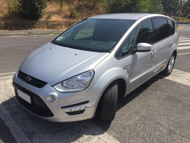 FORD S MAX (01/2015) - silver - lieu: