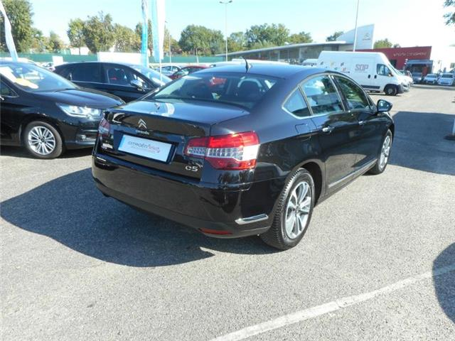 CITROEN C5 (06/2017) - black - lieu: