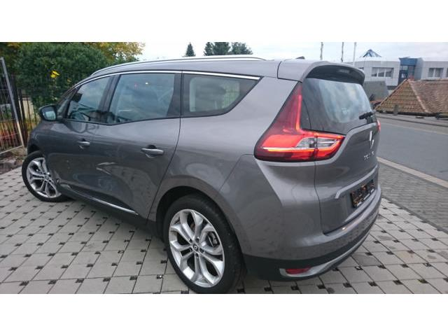 RENAULT GD SCENIC (06/2017) - grey
