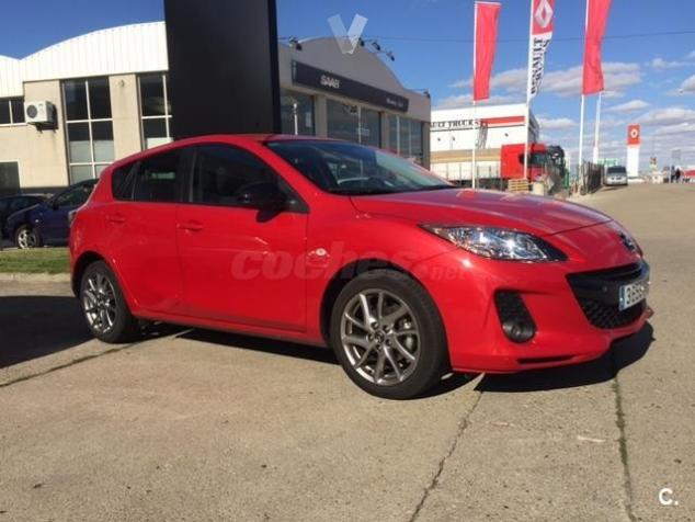 Lhd MAZDA 3 (05/2013) - RED