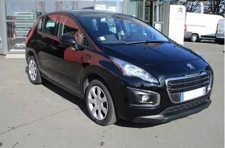 PEUGEOT 3008 1.6 HDI 120 S&S EAT6 BUSINESS FRENCH REG
