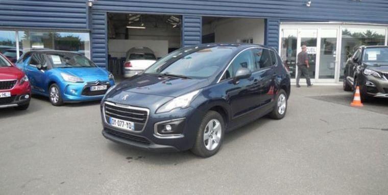 PEUGEOT 3008 1.6 HDI S&S EAT6 BUSINESS FRENCH REG