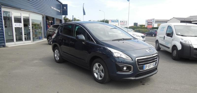 Left hand drive PEUGEOT 3008 1.6 HDI S&S EAT6 BUSINESS FRENCH REG