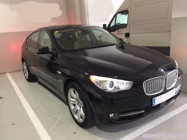 BMW 5 SERIES (00/210) - Black - lieu: