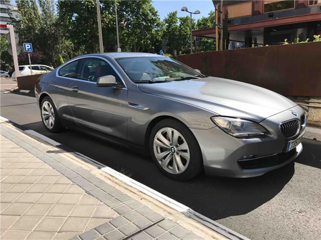 Left hand drive BMW 6 SERIES 640 Coup� Diesel Spanish Reg