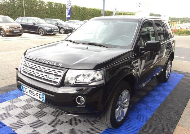 LANDROVER FREELANDER  TD4 SE AUTO MARK V  FRENCH REG