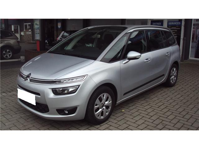 Left hand drive CITROEN C4 GRAND PICASSO  BlueHDi GPS7 SEATS