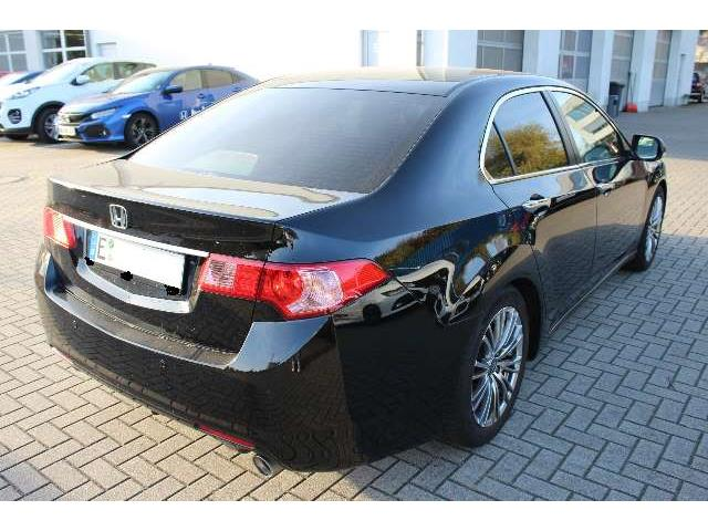 Left hand drive car HONDA ACCORD (04/2015) - black - lieu:
