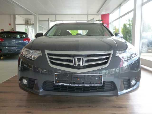 HONDA ACCORD (03/2015) - grey - lieu: