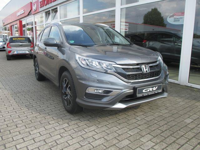 lhd HONDA CR V (01/2017) - grey - lieu: