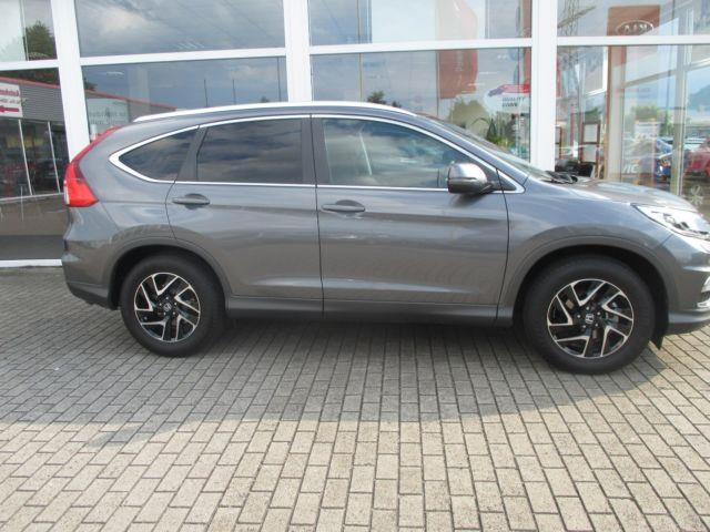 HONDA CR V (01/2017) - grey - lieu: