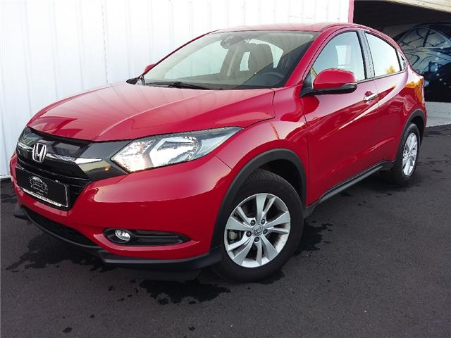 lhd HONDA HR V (01/2017) - red - lieu: