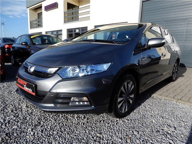 HONDA INSIGHT (03/2013) - grey - lieu:
