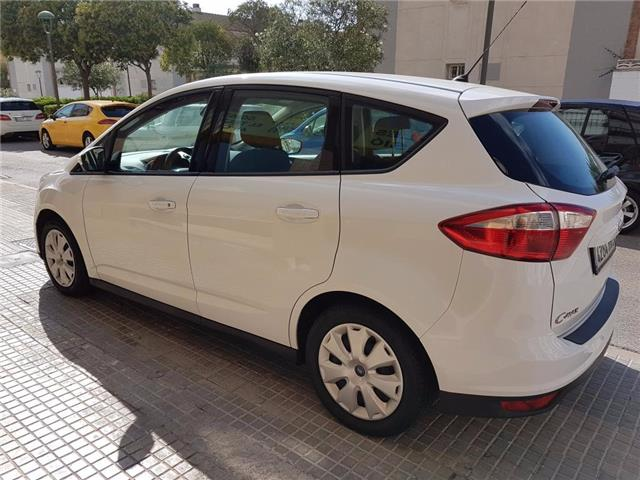 FORD C MAX (10/2014) - White - lieu: