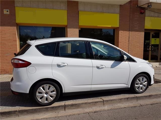 Lhd FORD C MAX (10/2014) - White