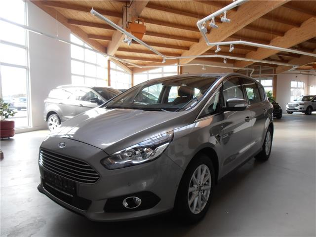 lhd FORD S MAX (03/2017) - grey - lieu: