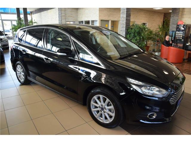 lhd FORD S MAX (05/2017) - black - lieu: