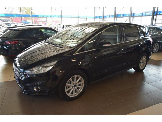 FORD S MAX (05/2017) - black - lieu:
