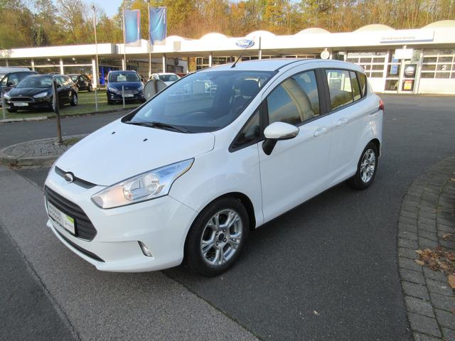 Left hand drive FORD B MAX SYNC Edition