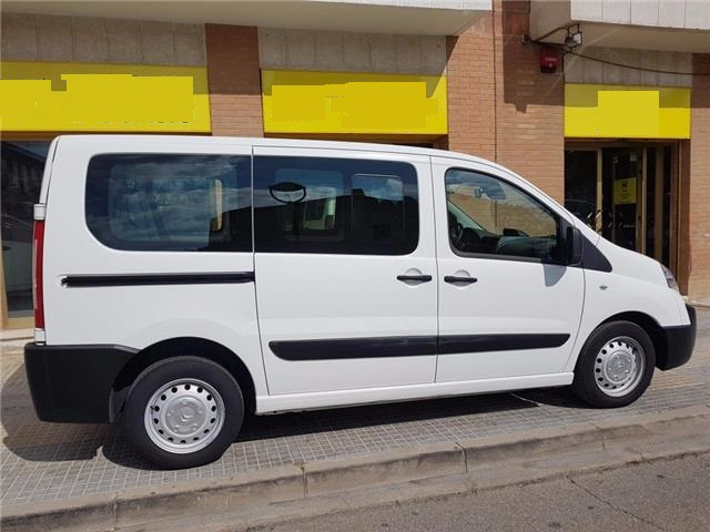 Left hand drive CITROEN JUMPY Multispace Millenium 5/8pl. 125 Spanish Reg
