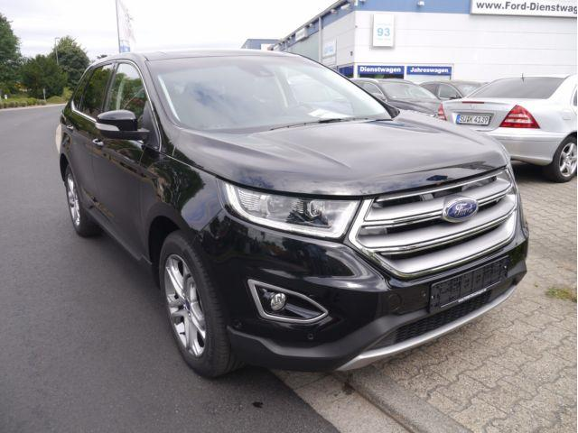 Left hand drive FORD EDGE  Titanium 4x4