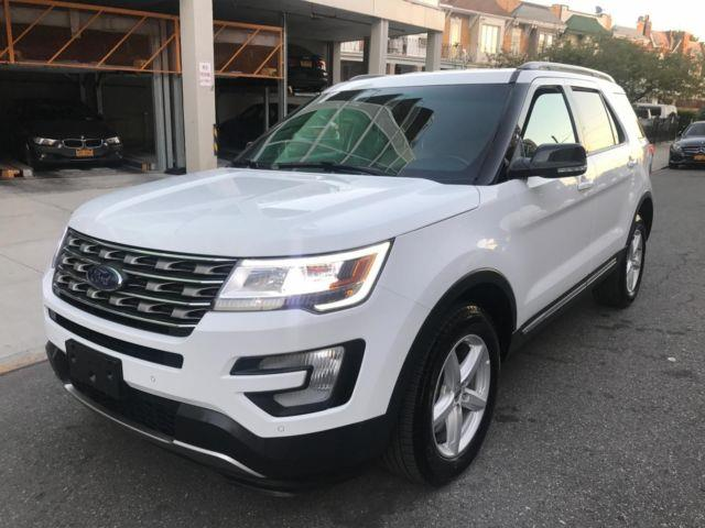 lhd FORD EXPLORER (04/2016) - white