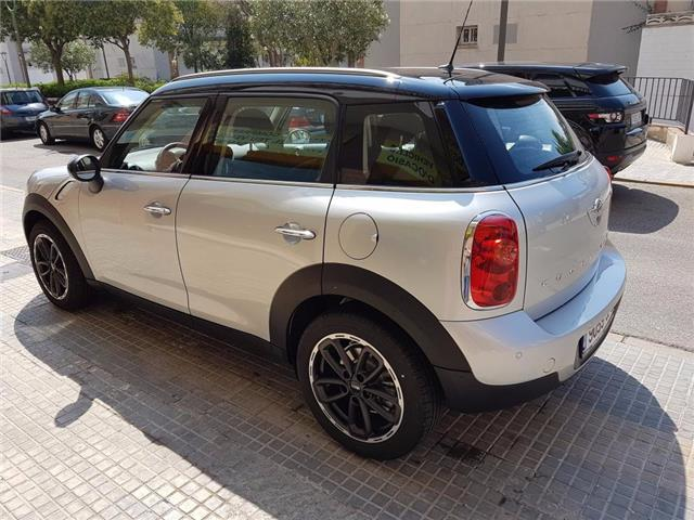 MINI COUNTRYMAN (10/2016) - Silver - lieu: