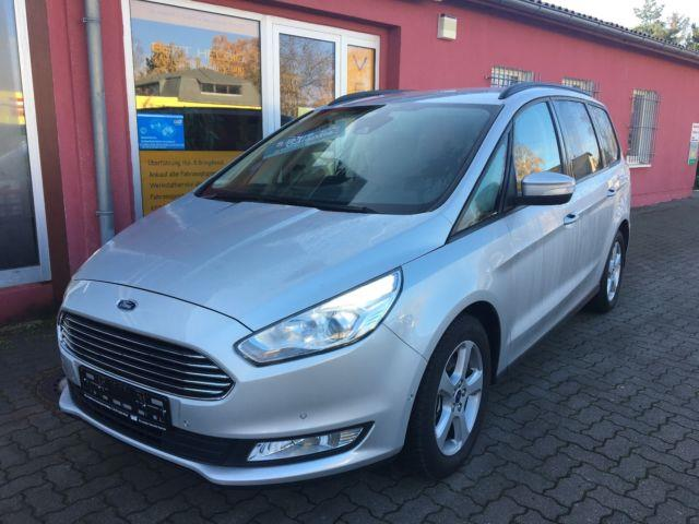 FORD GALAXY (03/2017) - silver - lieu:
