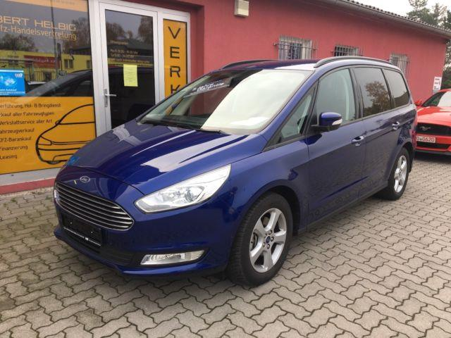 Left hand drive FORD GALAXY TDCi150Ps Navi
