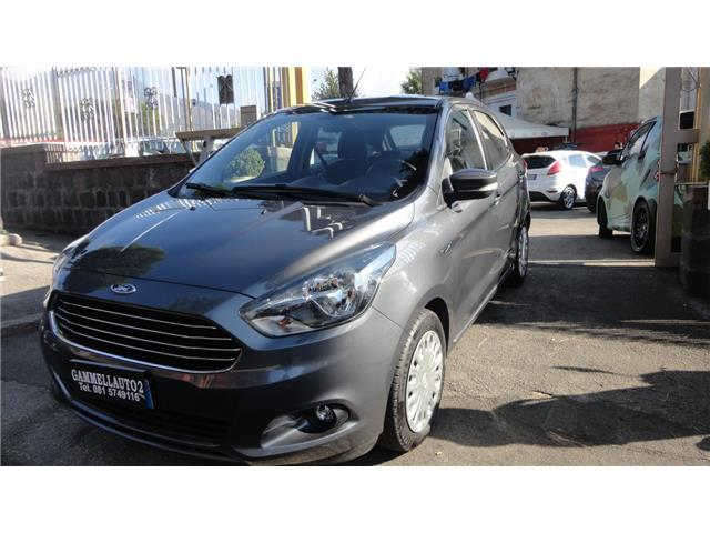 FORD KA (02/2017) - grey - lieu: