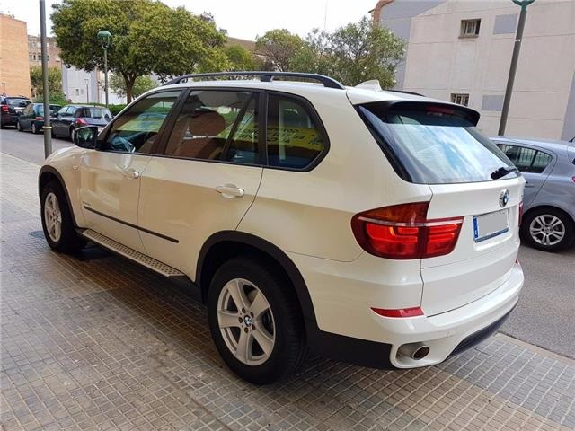 BMW X5 xDrive 40dA Spanish Reg