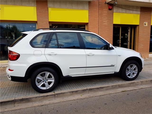 Left hand drive BMW X5 xDrive 40dA Spanish Reg