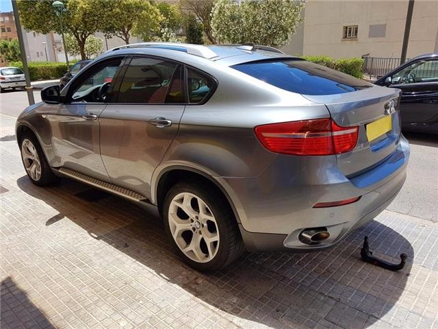 BMW X6 xDrive 40dA Spanish Reg