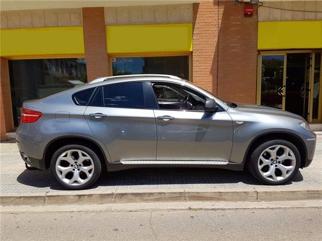 Left hand drive BMW X6 xDrive 40dA Spanish Reg