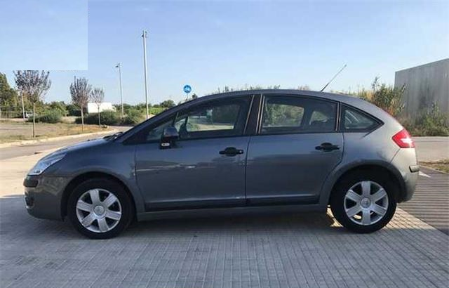 CITROEN C4 (08/2008) - Grey - lieu: